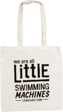 Stofftasche 'Swimming Machines'