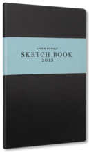 Buch 'Sketchbook 2013'