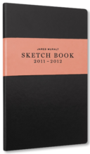 Buch 'Sketchbook 2011-2012'