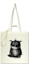 Stofftasche 'Eule'