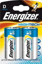 Batterien Energizer D/LR20 High-Tech B2