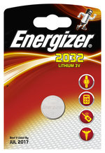 Batterien Energizer CR2032