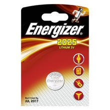 Batterien Energizer CR2025