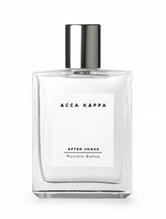Acca Kappa Aftershave Muschio Bianco