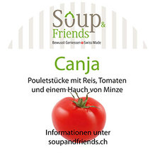 Canja-Suppe