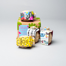 Kabloom Birds, Bee and Butterfly Set