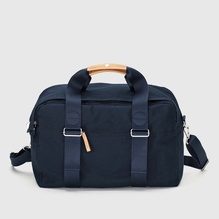 Qwstion Weekender Organic Navy
