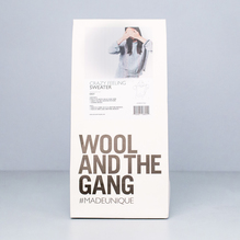 Wool And The Gang Crazy Feeling Sweater Ciel