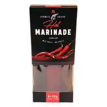 Sensia Hot Marinade mit Chili