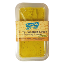 Ceposa Curry-Bananen-Sauce