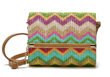 Farbiger Clutch Barbaro