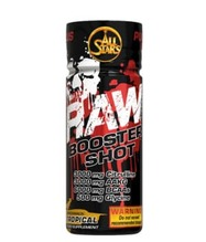 Raw Booster Shot