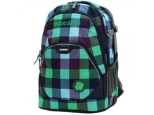 Rucksack Coocazoo EvverClevver2 Green Purple District