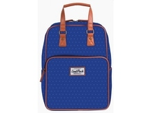 Rucksack Coolpack Cubic Backpack Blue Dots