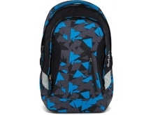 Rucksack Satch Sleek Blue Triangle