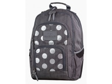 Rucksack Coolpack Unit Backpack Silver Dots Grey