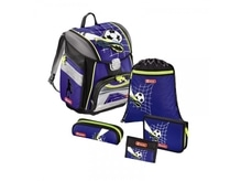 Schulthek Step by Step Touch Top Soccer 5-tlg. Set