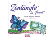 Buch Zentangle in Bunt von Marie Browning