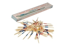 Spiel Rex Giant Pick Up Sticks Game, Mikado aus Holz