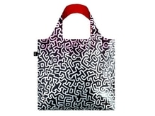 Tasche Loqi Keith Haring Untitled 50x42cm