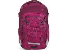 Rucksack Satch Match Evergreen Purple Leaves