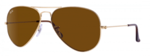 Sonnenbrille Ray Ban AVIATOR Large 001/57, polarized