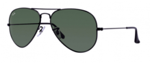 Sonnenbrille Ray Ban AVIATOR Large 002/58 , polarized