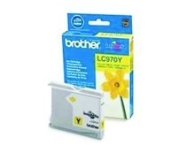 Druckerpatrone Brother LC-970Y Yellow