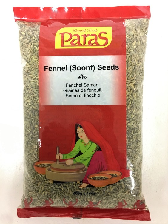 Fennel Seeds / Fenchelsamen 400 gr.
