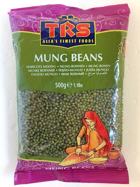 Moong Whole 500 gr.