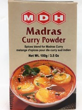 MDH Madras Curry Masala 100 gr.