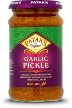 Patak Garlic Pickle 250 gr.