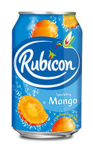 Rubicon Mango Juice / Mangosaft 330 ml.