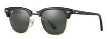 Sonnenbrille Ray Ban CLUBMASTER 3016 W0365