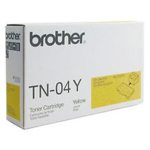Toner BROTHER TN 04 Y Original